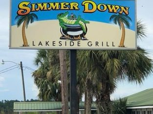 Simmer Down Lakeside Grill